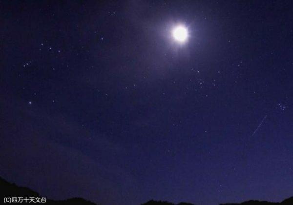 高知-四万十-天文台-月-オリオン